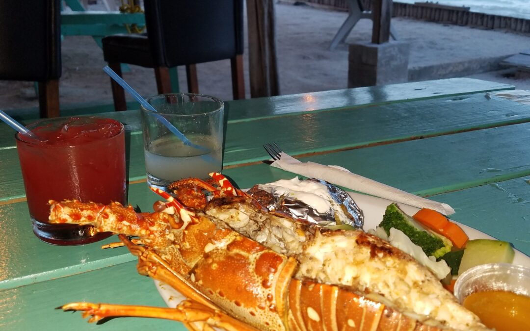 An Ode To Lobster And The Belize Lobster Festivals
