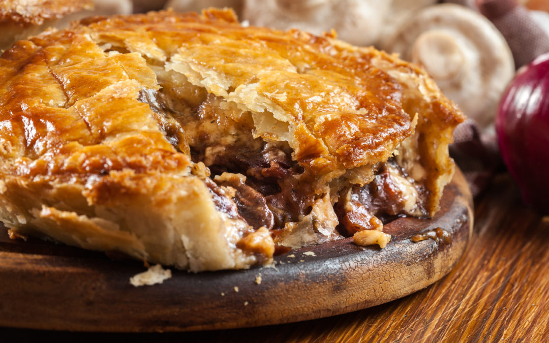 Sydney – My Favorite Recipe – Meat Pie